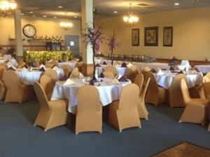 Sunrise Inn Of Warren Large Banquet Room