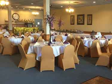 Sunrise Inn Downtown Warren Banquet Room