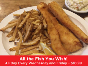 All The Fish You Wish!