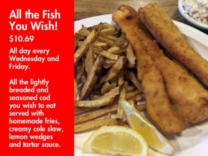 All The Fish You Wish